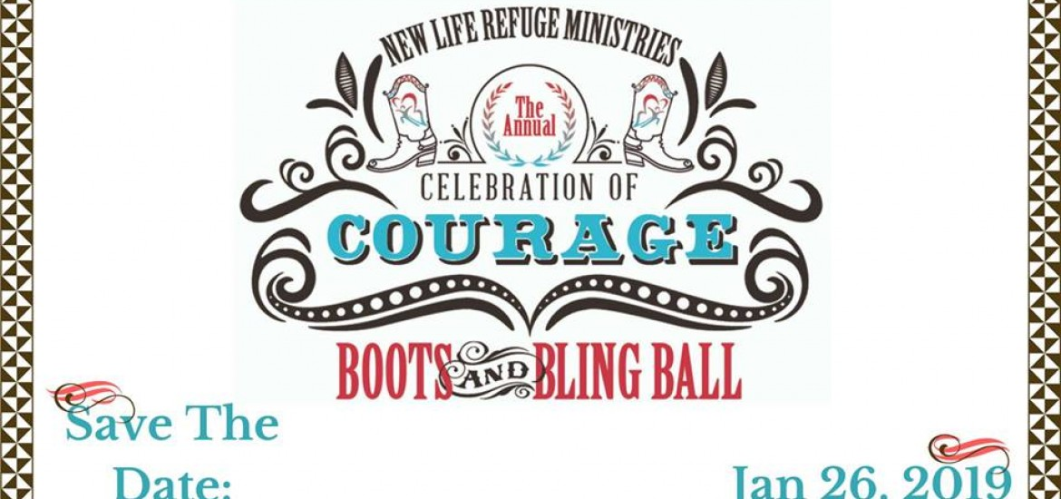 Events Celebration Of Courage Boots And Bling Ball